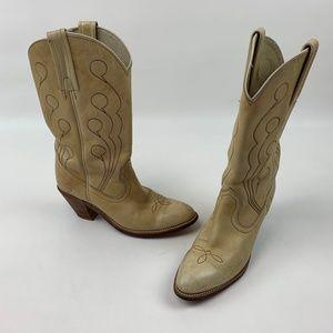 Frye Cowgirl Western Boots